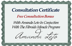 Fibroids Miracle™ - Uterine Fibroids counseling